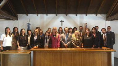En Ushuaia realizan el cierre académico de la Maestría en Derecho Administrativo