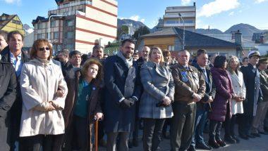 El Superior Tribunal de Justicia participó de la Vigilia y del Acto Central por la Gesta de Malvinas