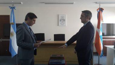 Nuevo Prosecretario Interino en el Juzgado Correccional de Río Grande