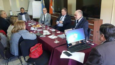 Presentan borrador de anteproyecto del Código Procesal Civil y Comercial