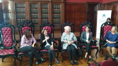La Doctora Battaini disertó sobre el rol del Poder Judicial en el Acceso a Justicia