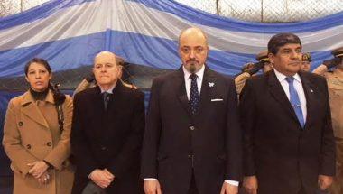 Rinden homenaje a la actuación de la Prefectura Naval Argentina en la contienda bélica de Malvinas