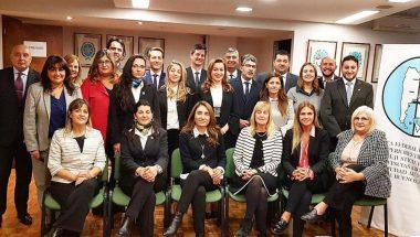 Battaini abrió el Taller de Encargados de Ceremonial y Protocolo de los Poderes Judiciales Provinciales