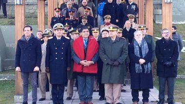 El Superior Tribunal de Justicia participó del Aniversario del Bautismo de Fuego de la Gendarmería Nacional