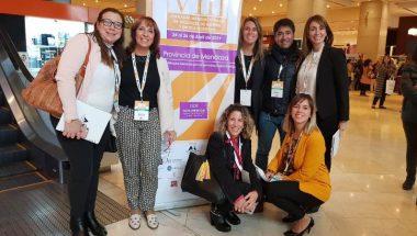 Tierra del Fuego estuvo presente en las VIII Jornadas de Violencia de Género y Delitos Conexos