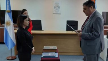 Asumió la Prosecretaria del Juzgado de Instrucción Nº 2 de Río Grande