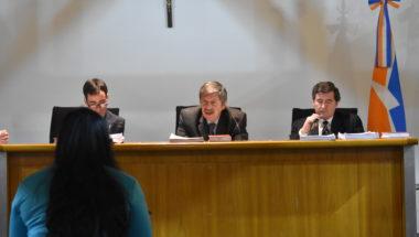 Juicio oral: Declaró la imputada y se realizó un coloquio de peritos