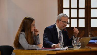 La defensa pidió absolución y el fiscal prisión perpetua para Claudia Concha Ávila