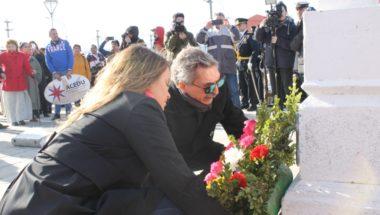 Celebran el Día del Inmigrante en Ushuaia