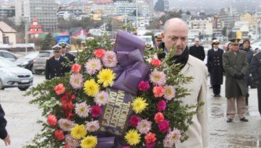Conmemoraron el 113º Aniversario del Fallecimiento del Comodoro Lasserre