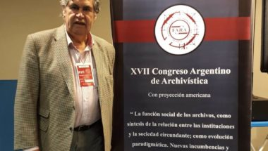 Se desarrolló el XVII Congreso Argentino de Archivística