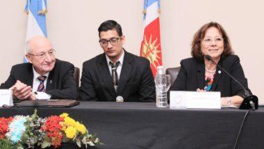 """La Doctora Battaini participó del """"Work Shop de Derecho con Robert Alexy"""""""