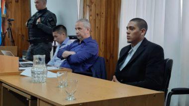 Mancilla y Acosta brindaron su versión de los hechos ante el Tribunal