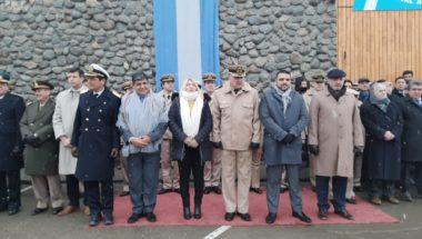 El Superior Tribunal de Justicia participó de los festejos por el 135 Aniversario de Ushuaia