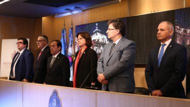 La Doctora Battaini abrió el XII Congreso Nacional de Secretarios Letrados y Relatores