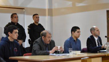 Condenan a un hombre a 7 años de prisión y otro fue considerado penalmente responsable del delito de robo agravado
