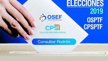Quedó habilitado padrón definitivo y lugares y mesas de votación