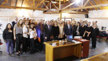 Exitosa apertura de la Jornada Fueguina de Protocolo 2019