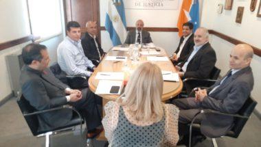 Concretan última reunión de la Comisión que analiza el Proyecto del Código Procesal Penal