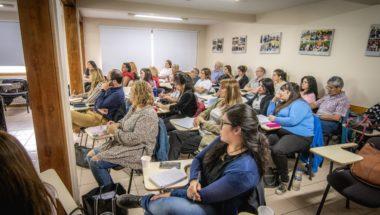 Poder Judicial y Municipalidad de Ushuaia realizaron capacitación conjunta