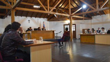 Con la participación de tres colegios realizarán la simulación de juicio