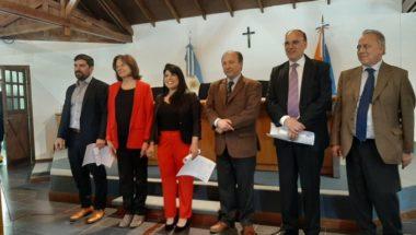 La Doctora Battaini participó de entrega de diplomas a senadores y diputados electos
