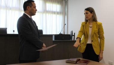 Asumió la Prosecretaria del Juzgado de Instrucción Nº 3 de Ushuaia
