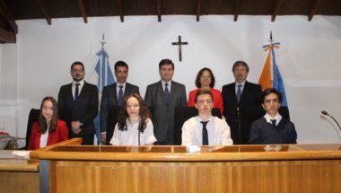 La Simulación de Juicio en Ushuaia reunió a más de 150 estudiantes