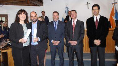 Se realizó la ceremonia de proclamación de los candidatos electos provinciales y municipales