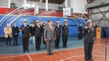 El Superior Tribunal de Justicia participó del aniversario de la Base Naval Ushuaia