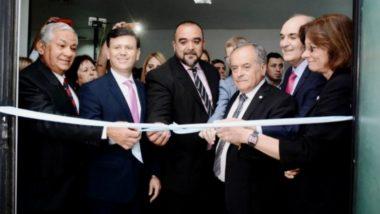 El Superior Tribunal de Justicia asistió a la inauguración del Juzgado Federal en Villa Mercedes