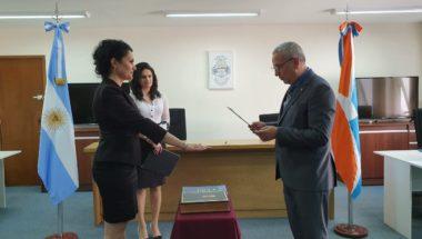 Asumieron nuevas funcionarias en el Ministerio Público de la Defensa