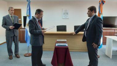 Asumió nuevo funcionario en el Juzgado en lo Civil y Comercial Nº 2 de Río Grande