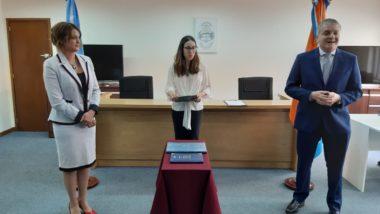 La Dra. Ruiz Astesano asumió como Secretaria de Instrucción Nº 3 de Río Grande