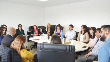 Se afianza la labor de los equipos interdisciplinarios en los juzgados de Familia y Minoridad