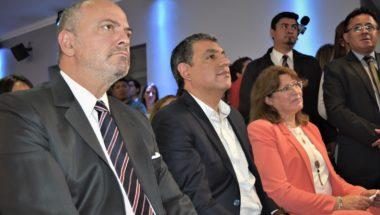 El Poder Judicial estuvo presente en la apertura de Sesiones Ordinarias del Concejo Deliberante