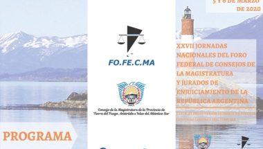 Ushuaia será sede de las XXVII Jornadas Nacionales del FOFECMA