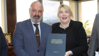 La Comisión de reforma entregó el proyecto definitivo del Código Procesal Penal al Poder Ejecutivo