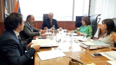 El Superior Tribunal de Justicia realizó su primera reunión de Acuerdos en el nuevo edificio