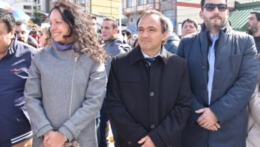 El Superior Tribunal de Justicia asistió a una ceremonia en homenaje a los Héroes de Malvinas