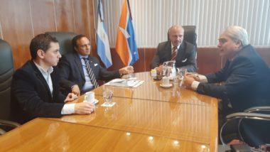 El Poder Judicial acordó capacitaciones con la Caja de Previsión Social Provincial.