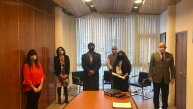 La Dra. Palacios Murphy asumió como Relatora del STJ
