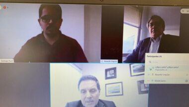 Se desarrolló la primera audiencia por videoconferencia para reconocer a un partido político