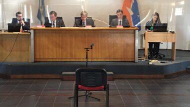 El martes alegarán las partes en el juicio a 3 hombres por múltiples causas delictuales