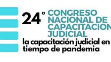 Las Escuelas judiciales del país se reúnen en el 24º Congreso Nacional de Capacitación Judicial