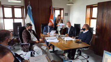 Nueva sesión del Consejo de la Magistratura