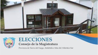 Consejo de la Magistratura: Presentan listas oficializadas para la elección de los consejeros abogados
