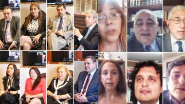 El Consejo de la Magistratura avanzó con las entrevistas para los dos cargos de juez del Superior Tribunal de Justicia.