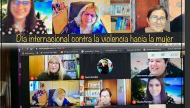 Explican el procedimiento judicial de protección a víctimas de violencia familiar