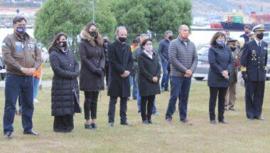 El Superior Tribunal de Justicia estuvo presente en el acto por el Día de la Antártida